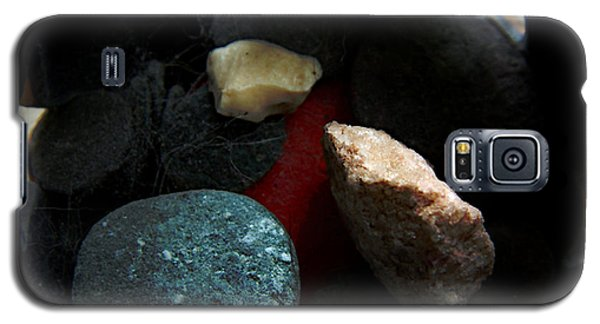 Heart Of Stone Galaxy S5 Case by RC DeWinter