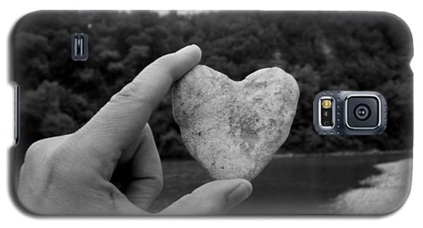 Heart Of Stone Galaxy S5 Case