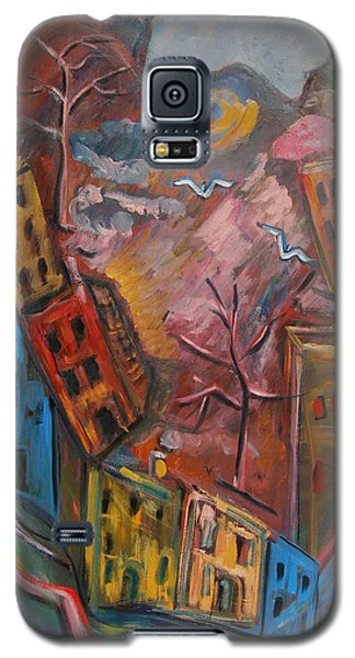 Heart Of The City Galaxy S5 Case