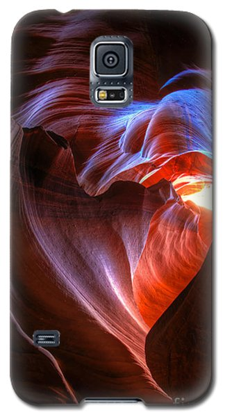Heart Of The Navajo Galaxy S5 Case