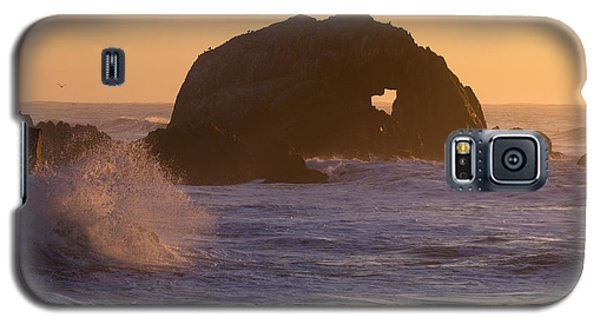 Galaxy S5 Case featuring the photograph Heart Of The Ocean by Nathan Rupert