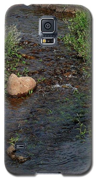 Heart Of The Stream Galaxy S5 Case