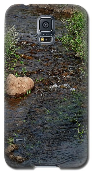 Heart Of The Stream Galaxy S5 Case