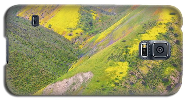 Galaxy S5 Case featuring the photograph Heart Of The Temblor Range by Marc Crumpler