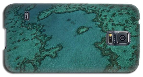 Heart Reef Galaxy S5 Case