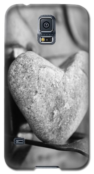 Our Love Is Like A Rock Solid Galaxy S5 Case