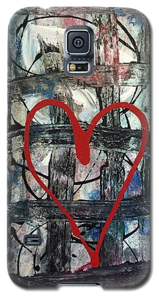 Heartbeat Galaxy S5 Case