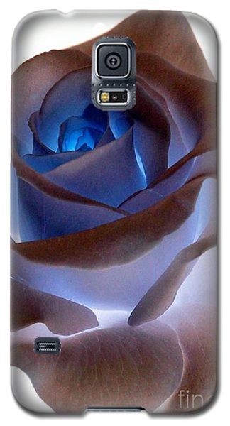 Heartglow Rose Galaxy S5 Case