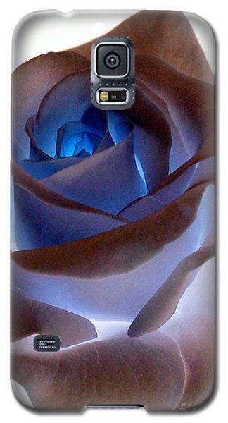 Heartglow Rose Galaxy S5 Case