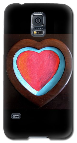 Hearts Afire Galaxy S5 Case