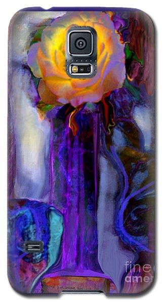 Hearts 'n Flowers Love Always Galaxy S5 Case