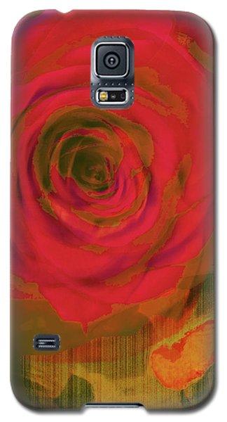 Hearts 'n Flowers-what Quarrel Galaxy S5 Case