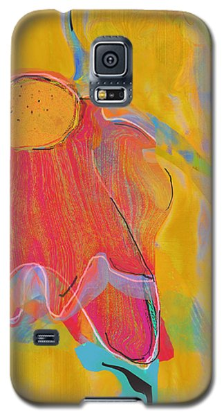 hearts 'n flowers -Wild and Free Galaxy S5 Case