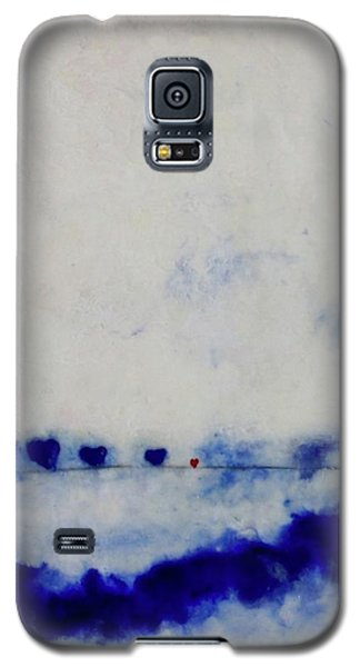 Hearts On A Wire Galaxy S5 Case