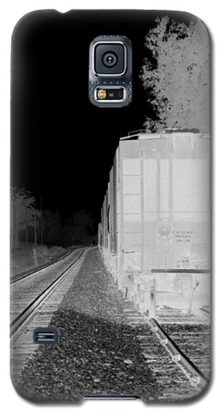 Heat Of The Night Galaxy S5 Case