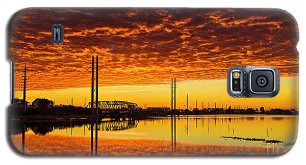 Swing Bridge Heat Galaxy S5 Case