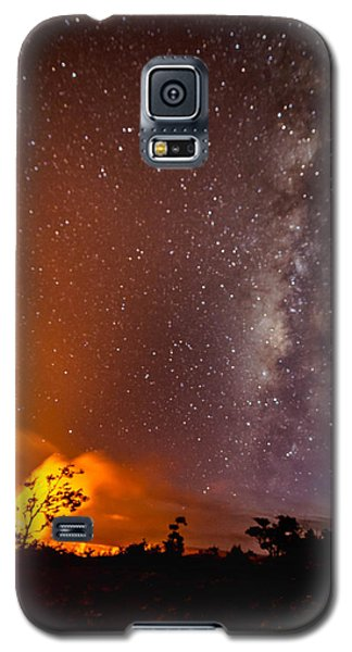 Galaxy S5 Case featuring the photograph Heaven And Hell by Allen Biedrzycki