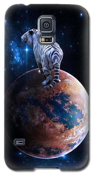 Polar Bear Galaxy S5 Case - Heaven Help Us All by Smart Aviation