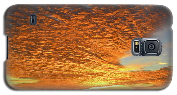 Heaven Sent Golden Sunrise Galaxy S5 Case