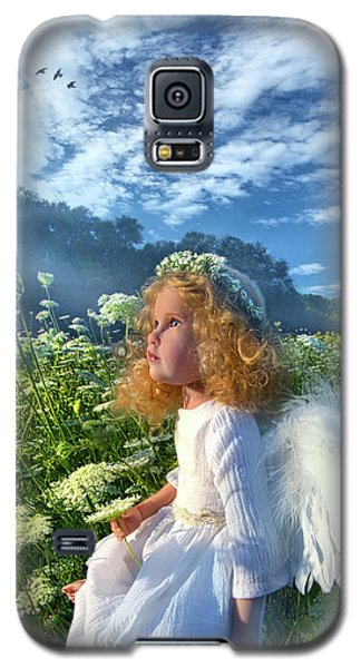 Galaxy S5 Case featuring the photograph Heaven Sent by Phil Koch
