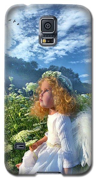 Heaven Sent Galaxy S5 Case by Phil Koch