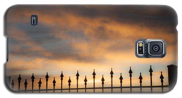 Heaven Waits Galaxy S5 Case by Shirley Heier