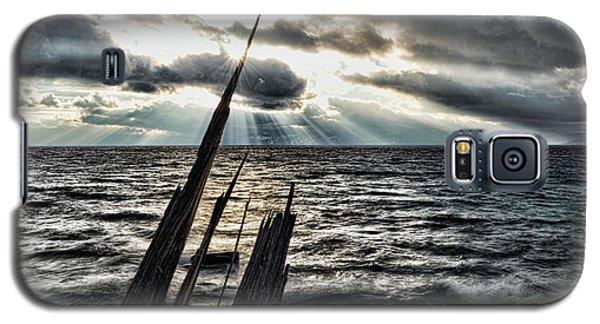 Heavenly Beams Galaxy S5 Case