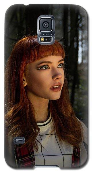 Heavenly Light Galaxy S5 Case