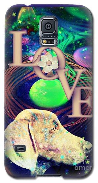 Heavenly Love Galaxy S5 Case