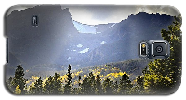 Galaxy S5 Case featuring the photograph Heavenly Rockies  Rmnp by Nava Thompson
