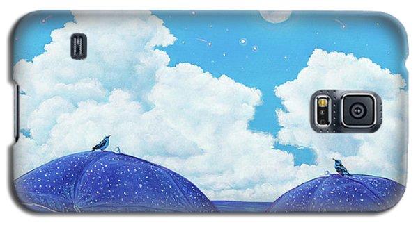 Heavenly Shower Galaxy S5 Case