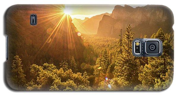 Heavenly Valley Galaxy S5 Case