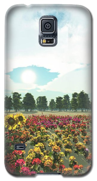 Heavens Eye Galaxy S5 Case
