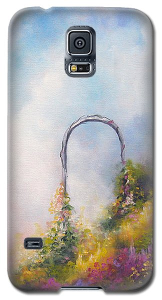 Heaven's Gate Galaxy S5 Case by Marina Petro