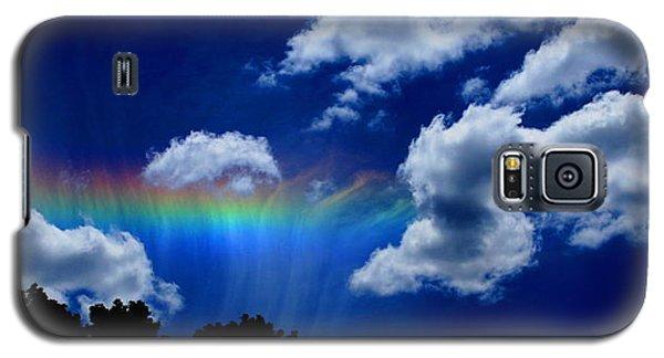 Heavens Rainbow Galaxy S5 Case