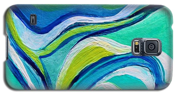 Heavy Bud Galaxy S5 Case by Polly Castor
