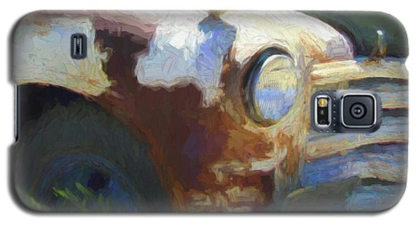 Heavy Chevy Dop Galaxy S5 Case