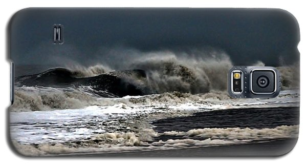 Stormy Surf Galaxy S5 Case