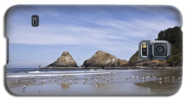 Heceta Head Lighthouse 1 Galaxy S5 Case