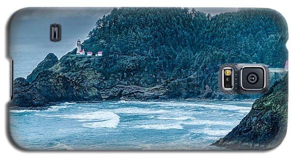 Heceta Head Lighthouse Galaxy S5 Case