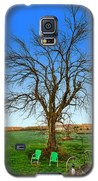 Hedge Apple Tree Galaxy S5 Case