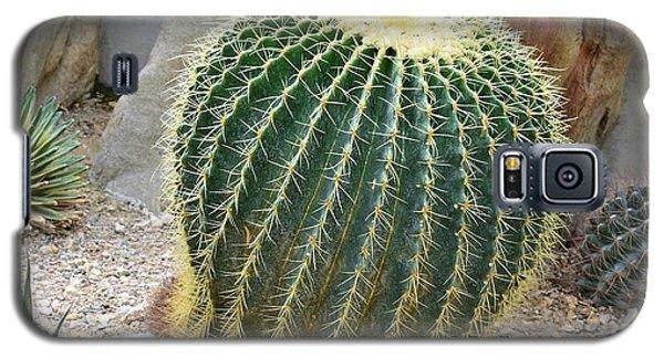 Hedgehog Cactus Galaxy S5 Case