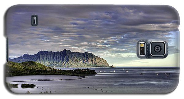 He'eia And Kualoa 2nd Crop Galaxy S5 Case