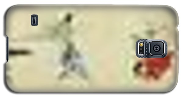 Hegassen Scroll 36 Parts Galaxy S5 Case