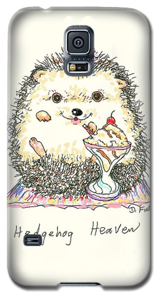 Hedgehog Heaven Galaxy S5 Case