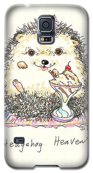 Hedgehog Heaven Galaxy S5 Case
