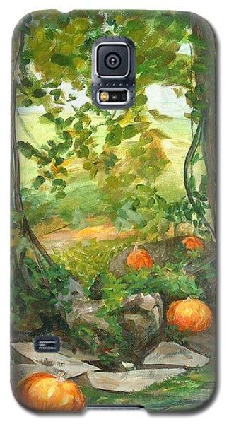 Heidi's Pumpkins Galaxy S5 Case