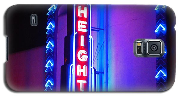 Heights Theater Galaxy S5 Case