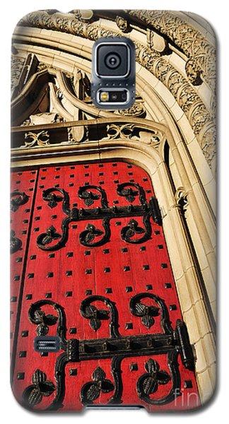 Heinz Chapel Doors Galaxy S5 Case