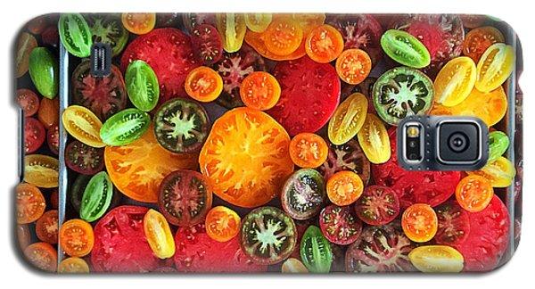 Heirloom Tomato Medley Galaxy S5 Case